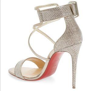 Christian Louboutin Choca Specchio Heels